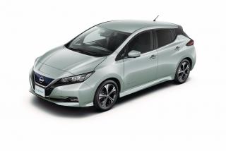 Fotos Nissan Leaf 2018 - Miniatura 78