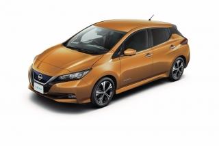 Fotos Nissan Leaf 2018 - Miniatura 82