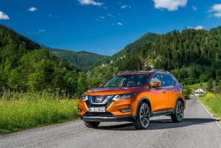 Fotos Nissan X-Trail Foto 2