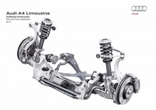 Fotos nuevo Audi A4 2015 - Miniatura 7
