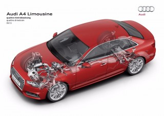 Fotos nuevo Audi A4 2015 - Miniatura 11