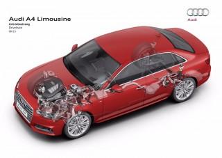Fotos nuevo Audi A4 2015 - Miniatura 13