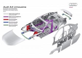 Fotos nuevo Audi A4 2015 - Miniatura 15
