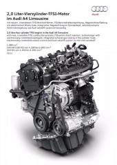 Fotos nuevo Audi A4 2015 - Miniatura 17