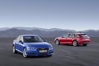 Foto 1 - Fotos nuevo Audi A4 2015