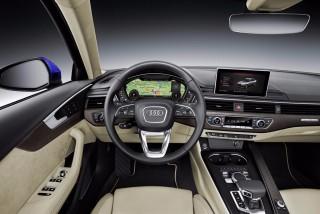 Fotos nuevo Audi A4 2015 - Miniatura 46