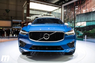 Fotos oficiales Volvo XC60 2017 - Foto 1