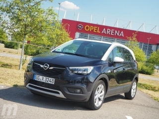 Fotos Opel Crossland X 1.2T Foto 1