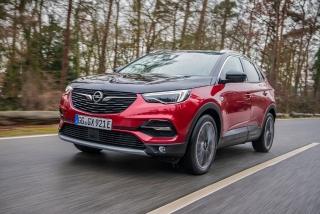 Fotos Opel Grandland X Hybrid4 Foto 1