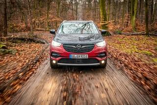 Fotos Opel Grandland X Hybrid4 Foto 4