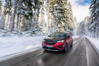 Fotos Opel Grandland X Hybrid4 - Miniatura 5