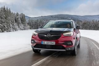 Fotos Opel Grandland X Hybrid4 - Miniatura 6