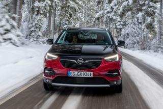 Fotos Opel Grandland X Hybrid4 - Miniatura 7