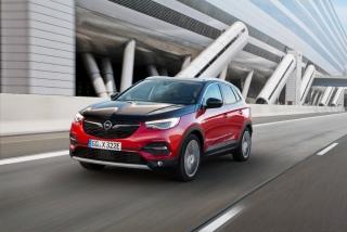 Fotos Opel Grandland X Hybrid4 Foto 12