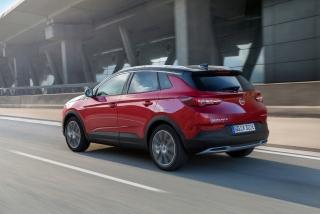 Fotos Opel Grandland X Hybrid4 - Miniatura 13