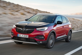 Fotos Opel Grandland X Hybrid4 Foto 15