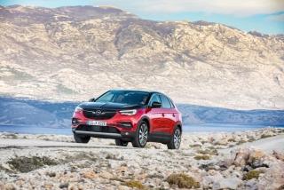 Fotos Opel Grandland X Hybrid4 Foto 17