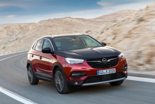 Fotos Opel Grandland X Hybrid4 Foto 18