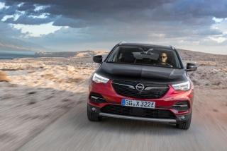 Fotos Opel Grandland X Hybrid4 - Miniatura 21