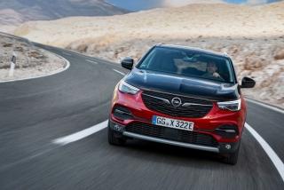 Fotos Opel Grandland X Hybrid4 - Miniatura 22