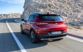 Fotos Opel Grandland X Hybrid4 Foto 24