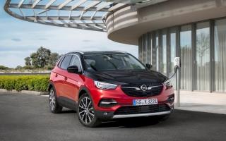 Fotos Opel Grandland X Hybrid4 Foto 25