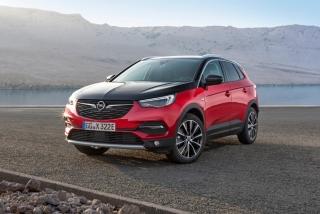 Fotos Opel Grandland X Hybrid4 Foto 26