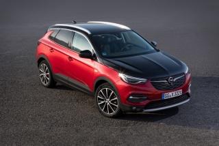 Fotos Opel Grandland X Hybrid4 Foto 29