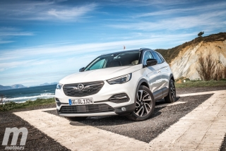 Fotos Opel Grandland X Ultimate Foto 10