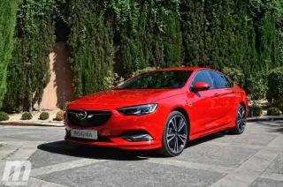 Fotos Opel Insignia Grand Sport 2017 - Foto 1