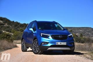 Fotos Opel Mokka X 2017 Foto 9