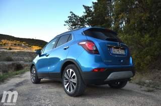 Fotos Opel Mokka X 2017 - Miniatura 10