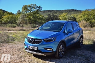 Fotos Opel Mokka X 2017 - Miniatura 11