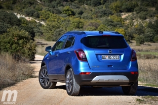 Fotos Opel Mokka X 2017 - Miniatura 12