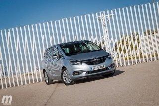 Fotos Opel Zafira 1.6 CDTi - Foto 1