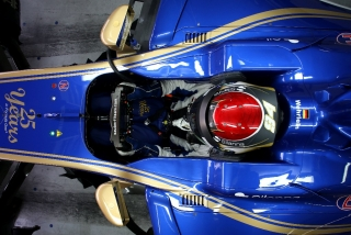 Foto 3 - Fotos Pascal Wehrlein F1 2017