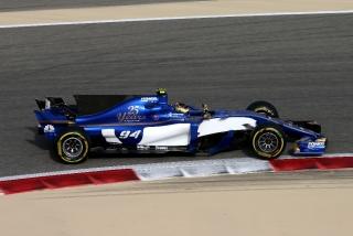 Fotos Pascal Wehrlein F1 2017 Foto 17