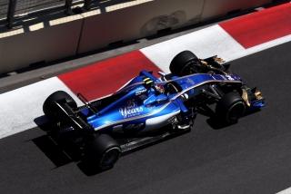 Fotos Pascal Wehrlein F1 2017 Foto 32