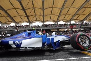Fotos Pascal Wehrlein F1 2017 Foto 51