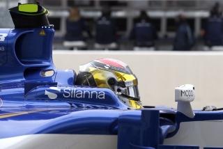 Fotos Pascal Wehrlein F1 2017 Foto 54
