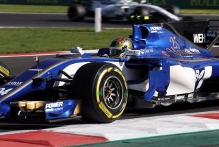 Fotos Pascal Wehrlein F1 2017 Foto 62