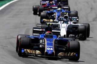 Fotos Pascal Wehrlein F1 2017 Foto 68