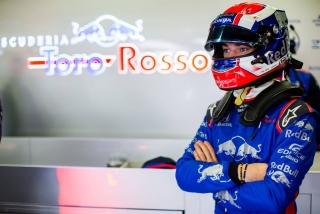 Fotos Pierre Gasly F1 2018 Foto 8