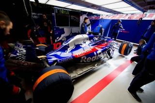 Fotos Pierre Gasly F1 2018 Foto 10