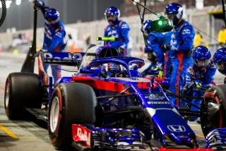 Fotos Pierre Gasly F1 2018 Foto 25
