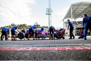 Fotos Pierre Gasly F1 2018 Foto 33