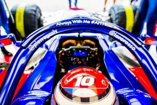 Fotos Pierre Gasly F1 2019 Foto 93