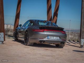 Fotos Porsche 911 Carrera 4 GTS - Miniatura 33
