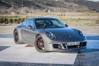 Fotos Porsche 911 Carrera 4 GTS - Miniatura 42