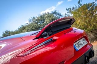 Fotos Porsche 911 Carrera 4 GTS Foto 20